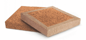 Rubberised coir Seating