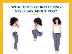 Positions of Sleep