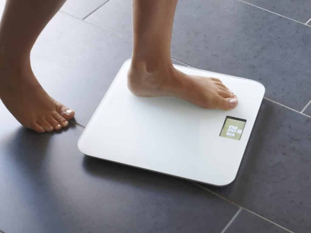 Weight Scale Machine