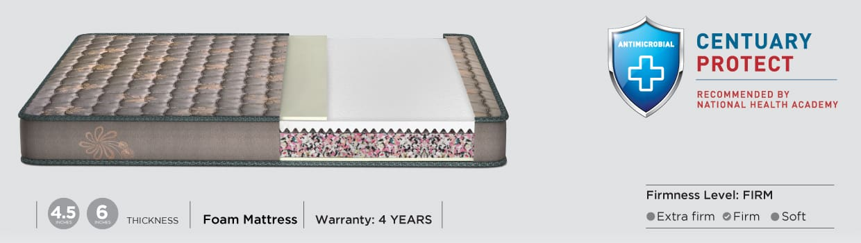 tuff mattress by centuary