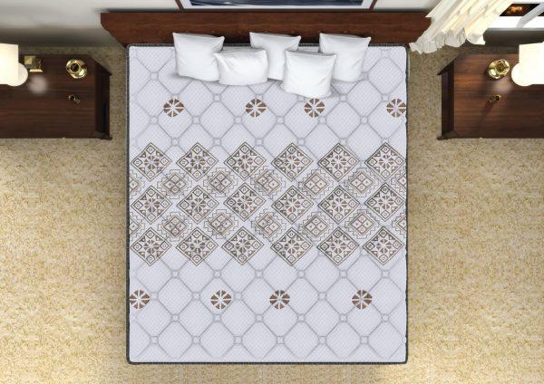 Bed - Centuary - Mattress