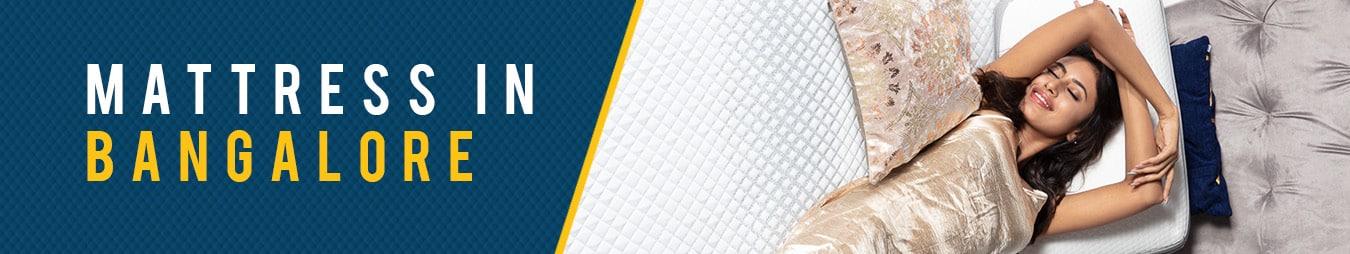Best mattress brand in Bangalore Karnataka.