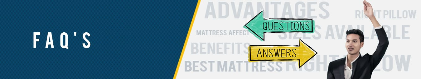 Centuary Mattress - Frequently Asked Questions - FAQs