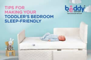 Tips for making your child bedroom sleep-friendly