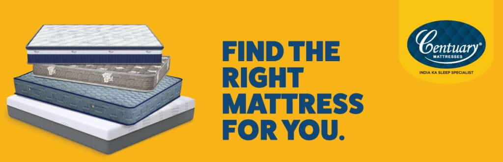 CHOOSING THE RIGHT MATTRESS FOR YOU.