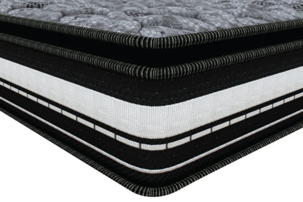 Mattress Sleep Hybrid Solitaire edge
